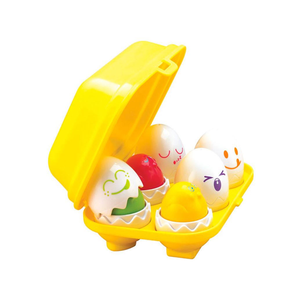 Huevos Encajables Formas