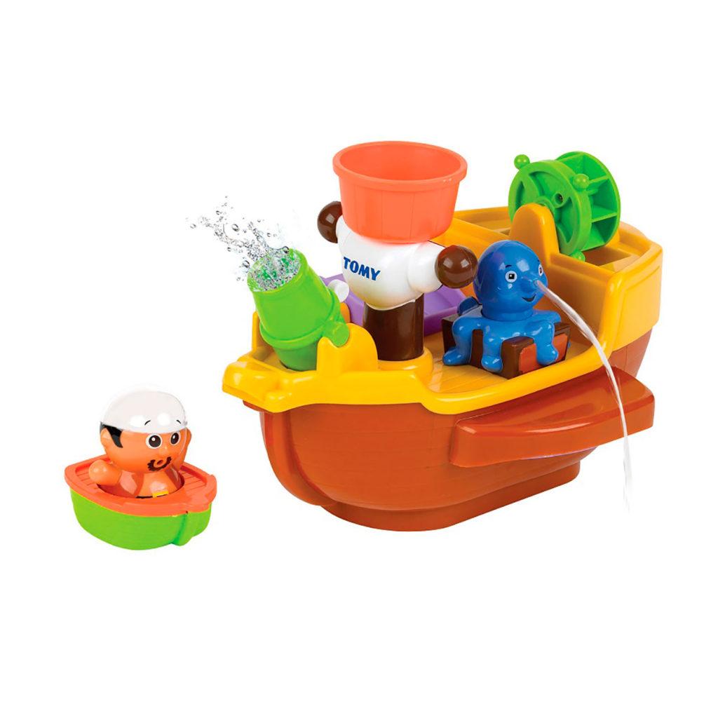 Barco Pirata Para El Baño