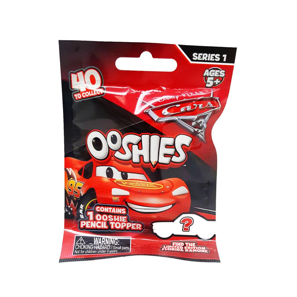 Ooshies Cars – Sobre Sorpresa