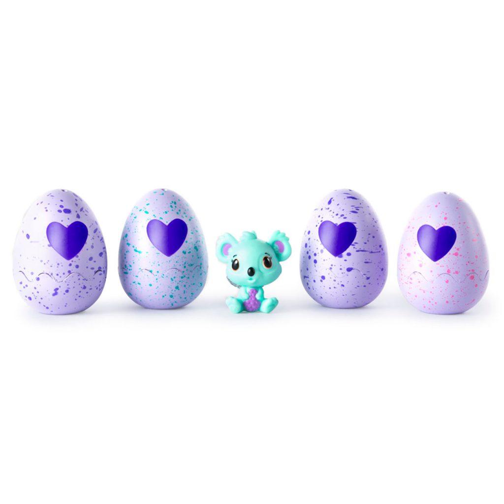 Hatchimals Colecionable 4 Figuras
