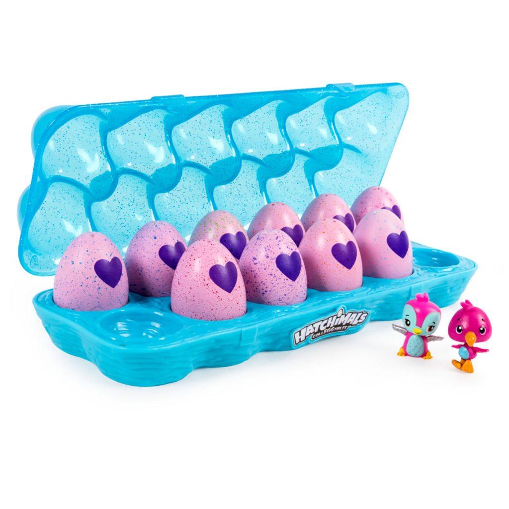 Hatchimals Coleccionable Pack De 12 Egg Car