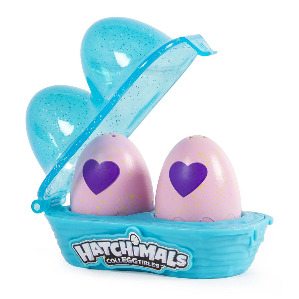 Hatchimals Coleccionable Pack De 2 Egg Car