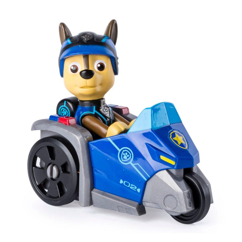 Patrulla Canina Mini Vehículo con figura