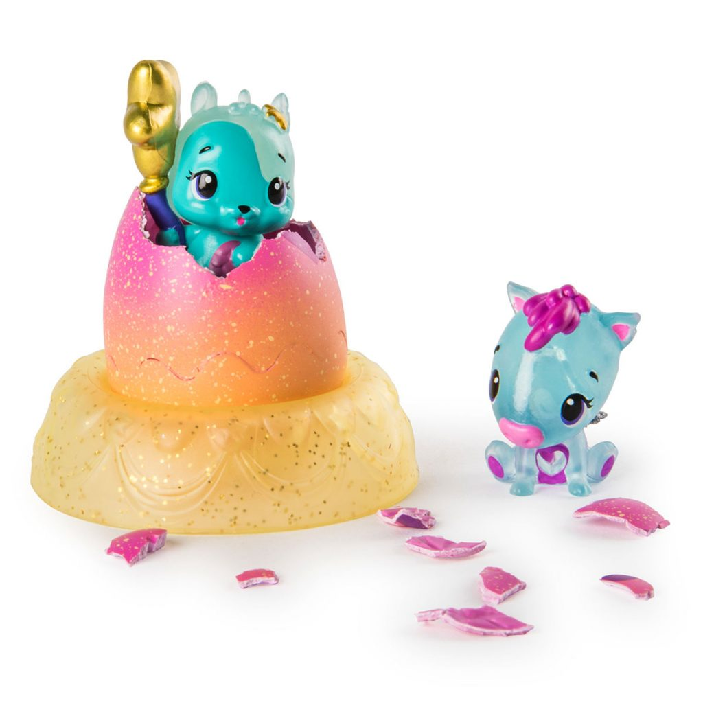 Hatchimals Figura Coleccionable 2 Figuras S4