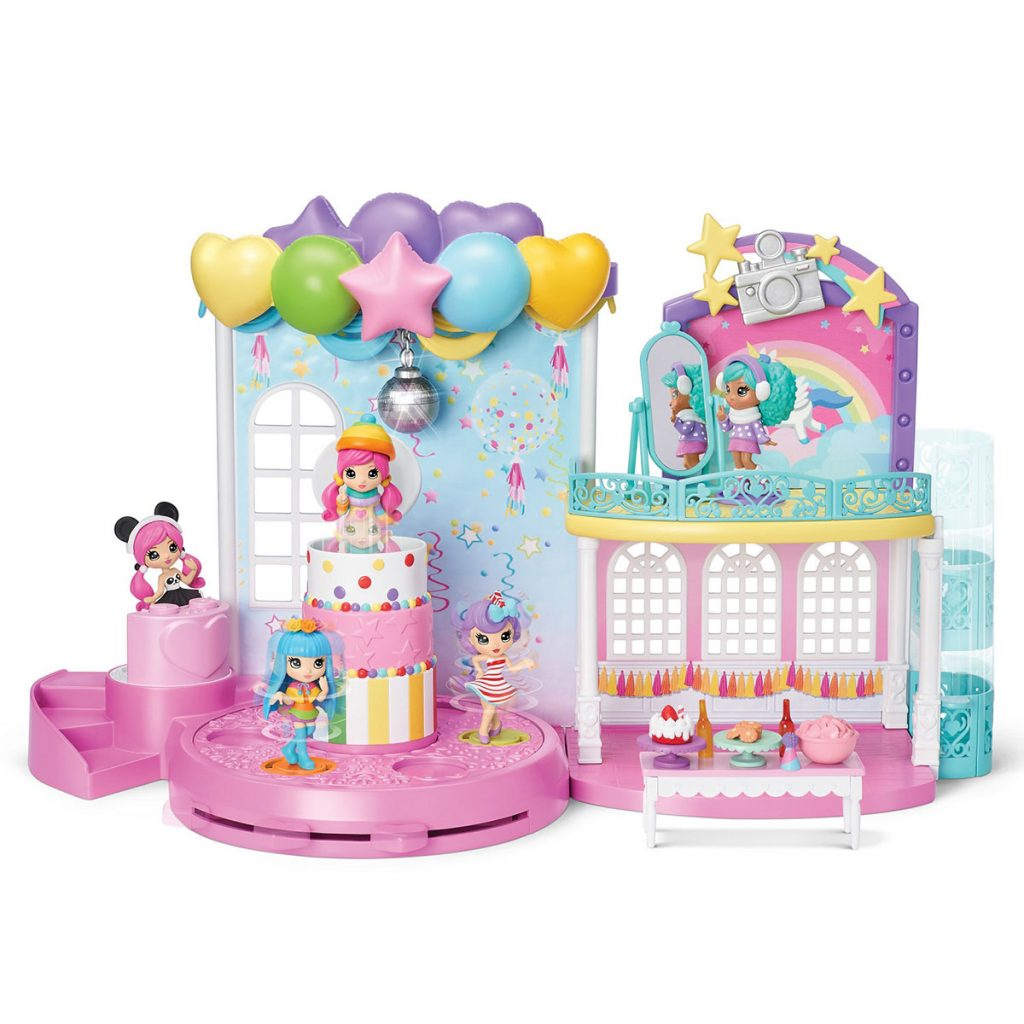 Party Popteenies Playset Fiesta