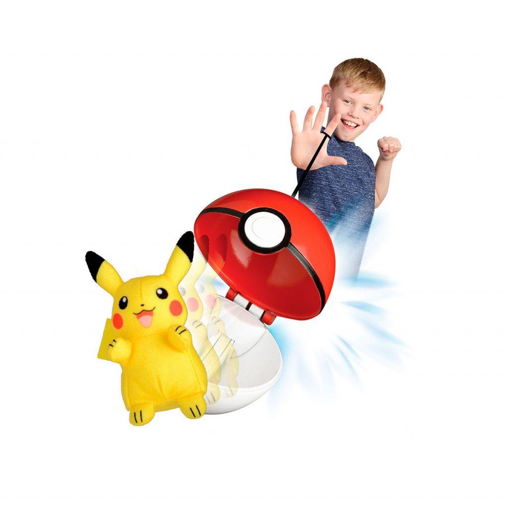 Pokémon Lanza y Ataca Surtido
