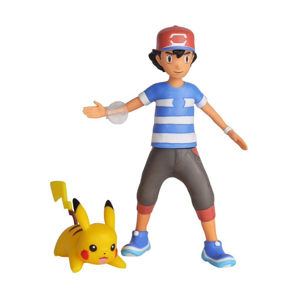 Pokémon Figura Héroe con Mecanismo Surtido