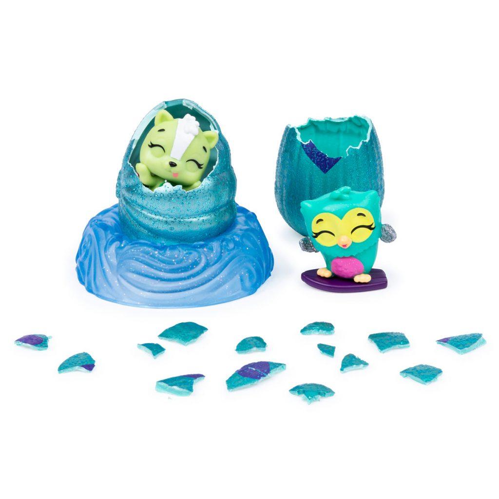 Hatchimals Coleccionable 2 Figuras S5 Sirenas