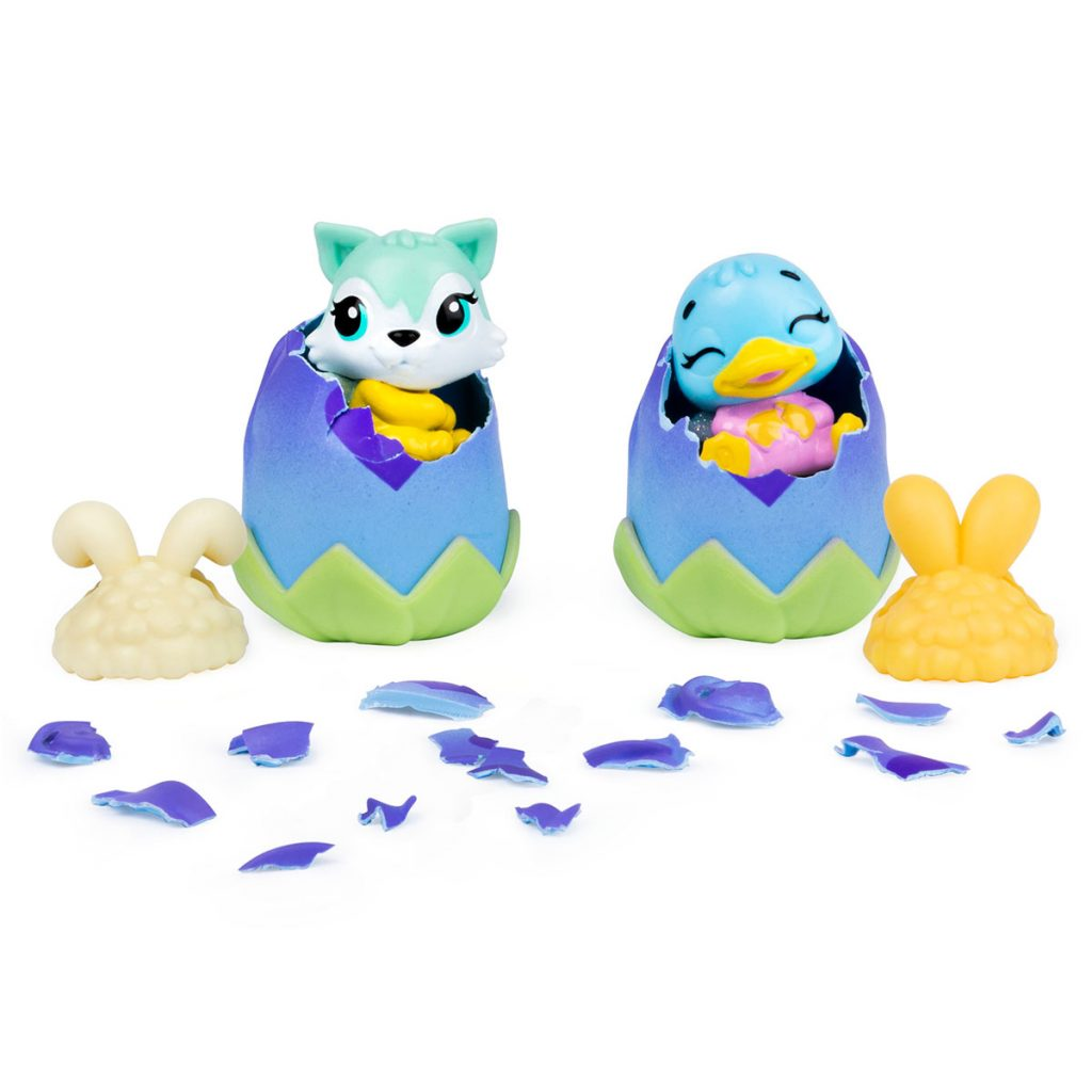 Hatchimals Bouncing Bunwees