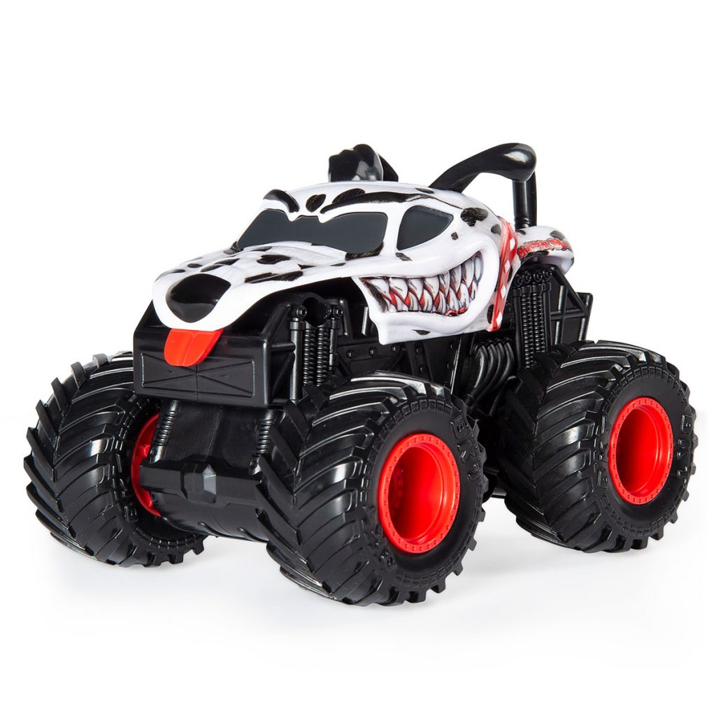Monster Jam Movimiento y Rugidos 1:43