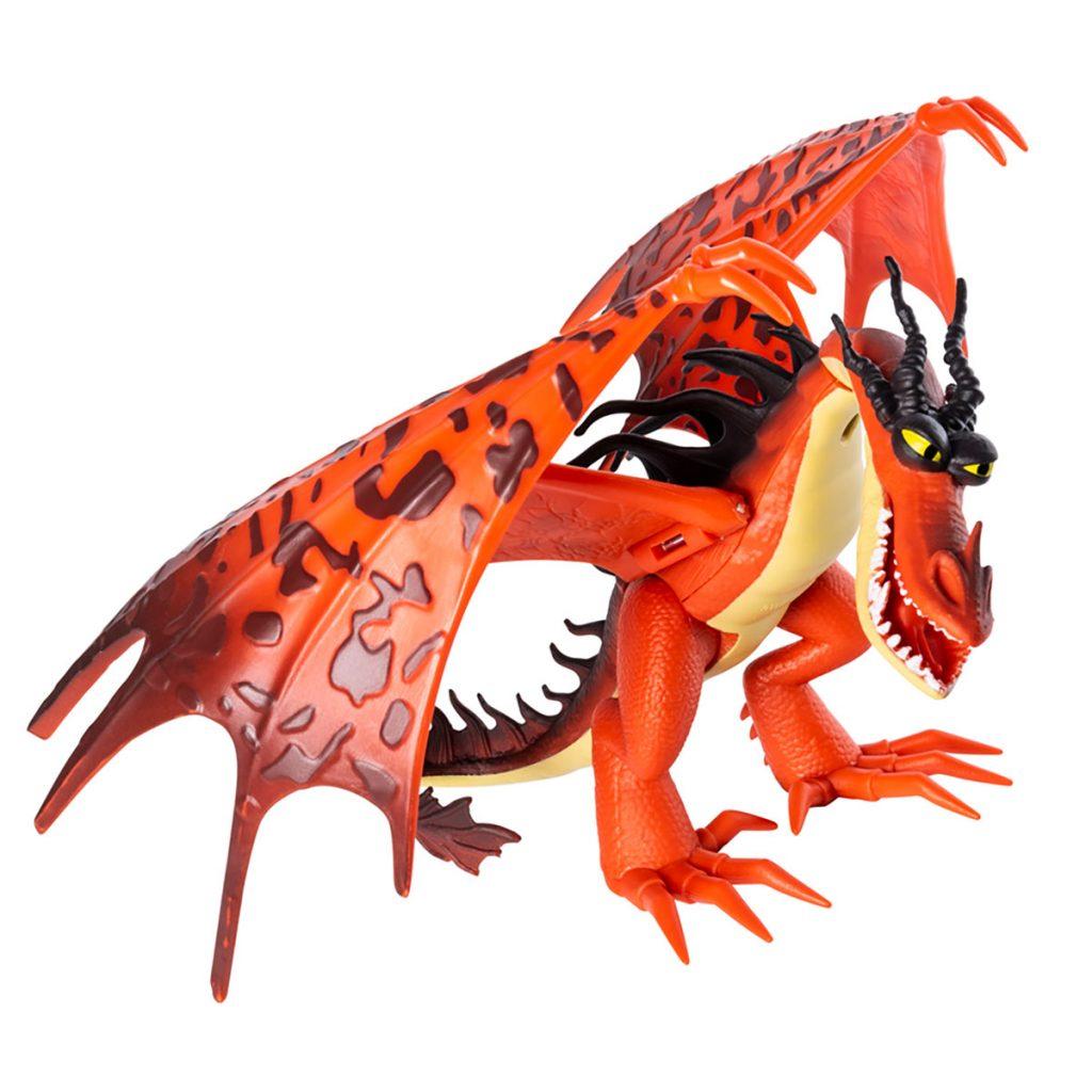 Dragón Articulado Deluxe