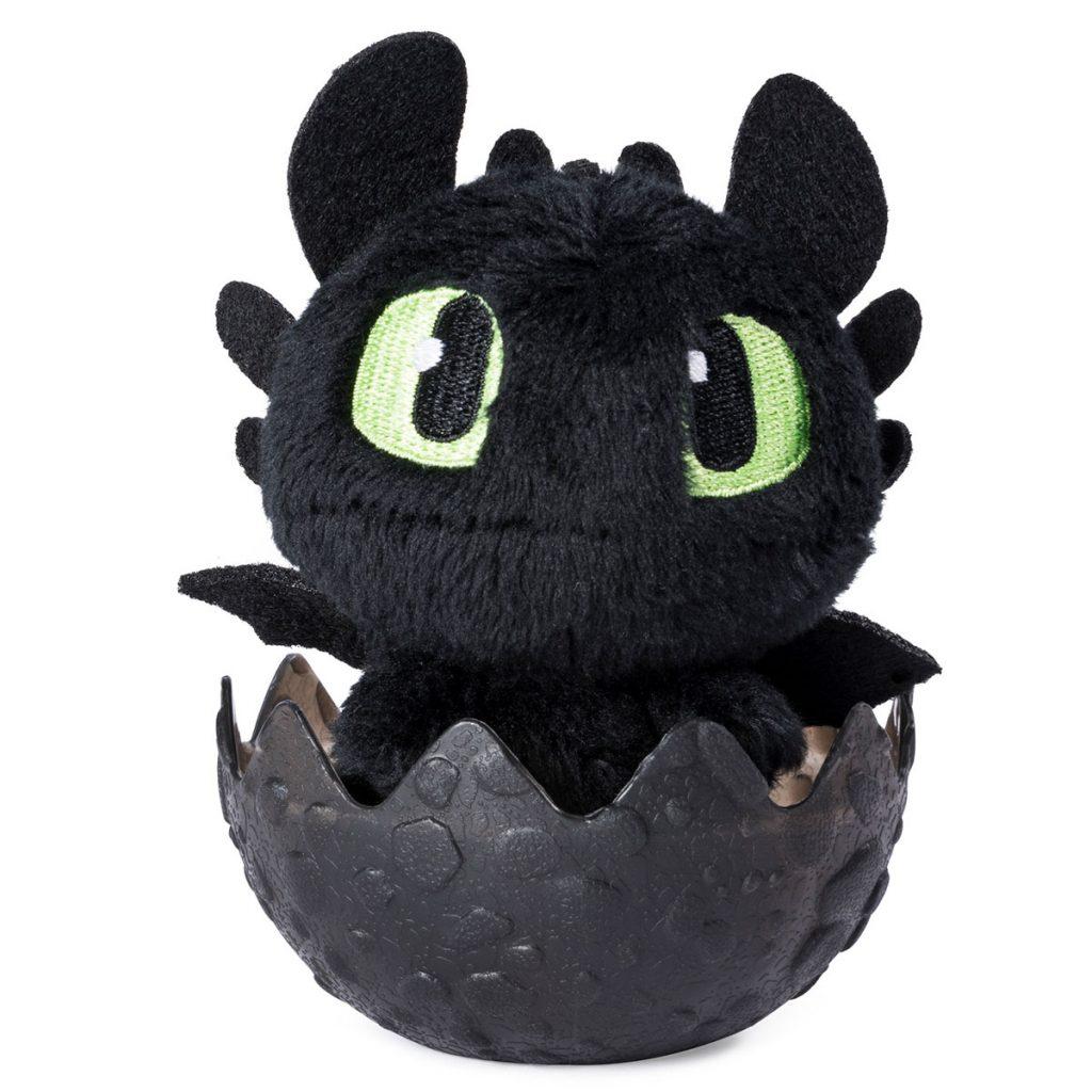 Dragones Peluche Huevo de Dragón