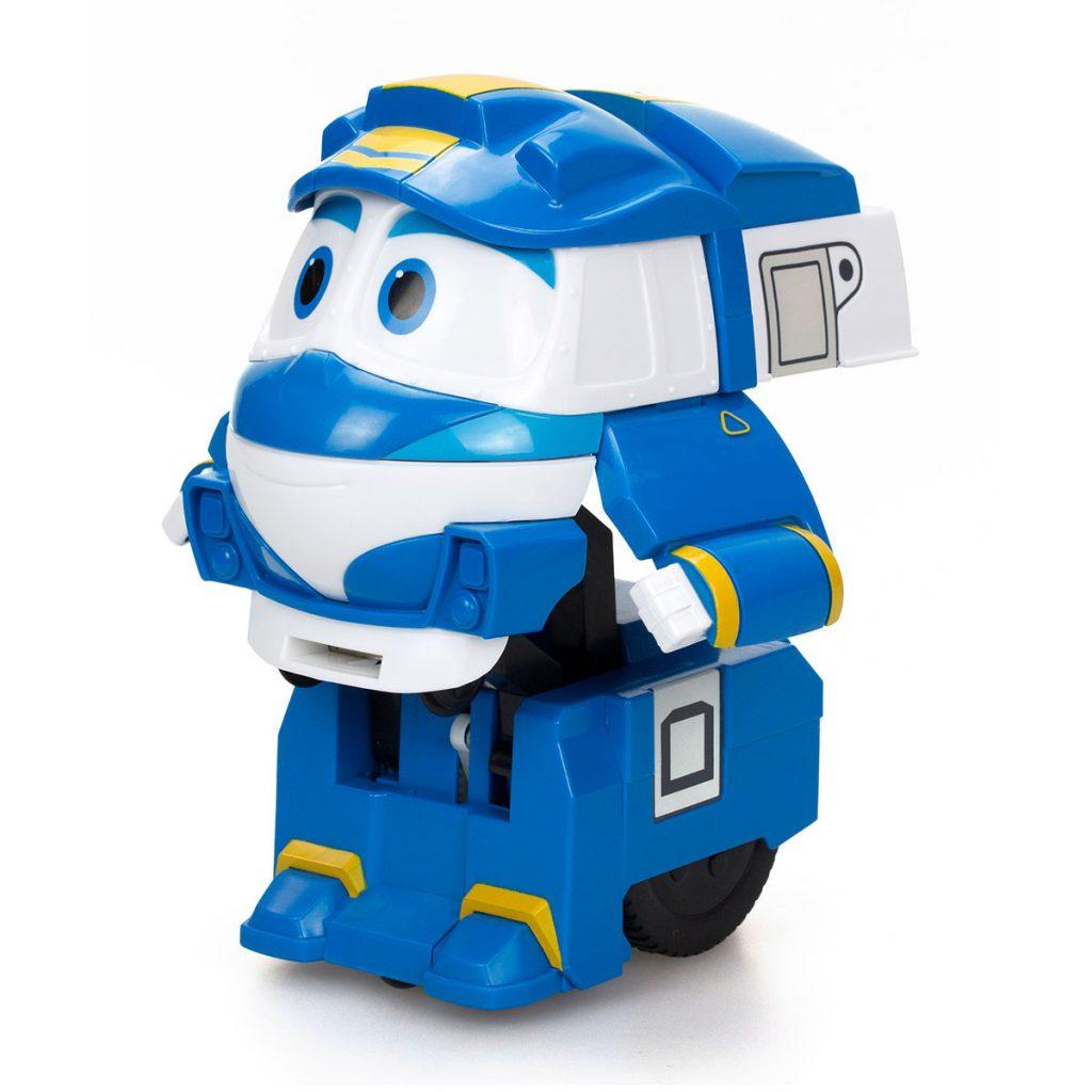Robot Trains Kay Radio Control Transformable