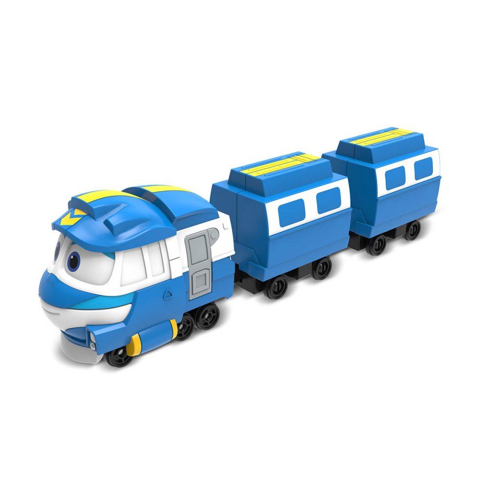 Robot Trains Vehículo Deluxe Sdo.