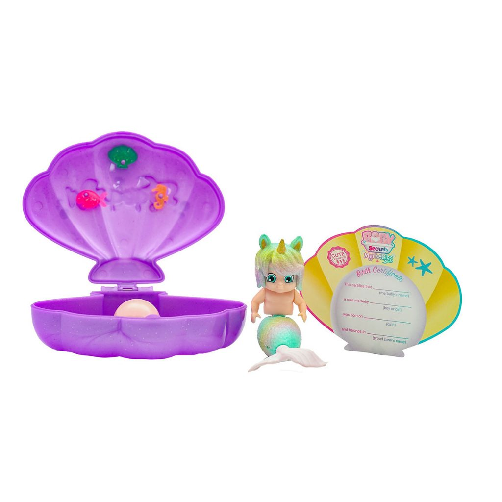 Baby Secrets Merbabies