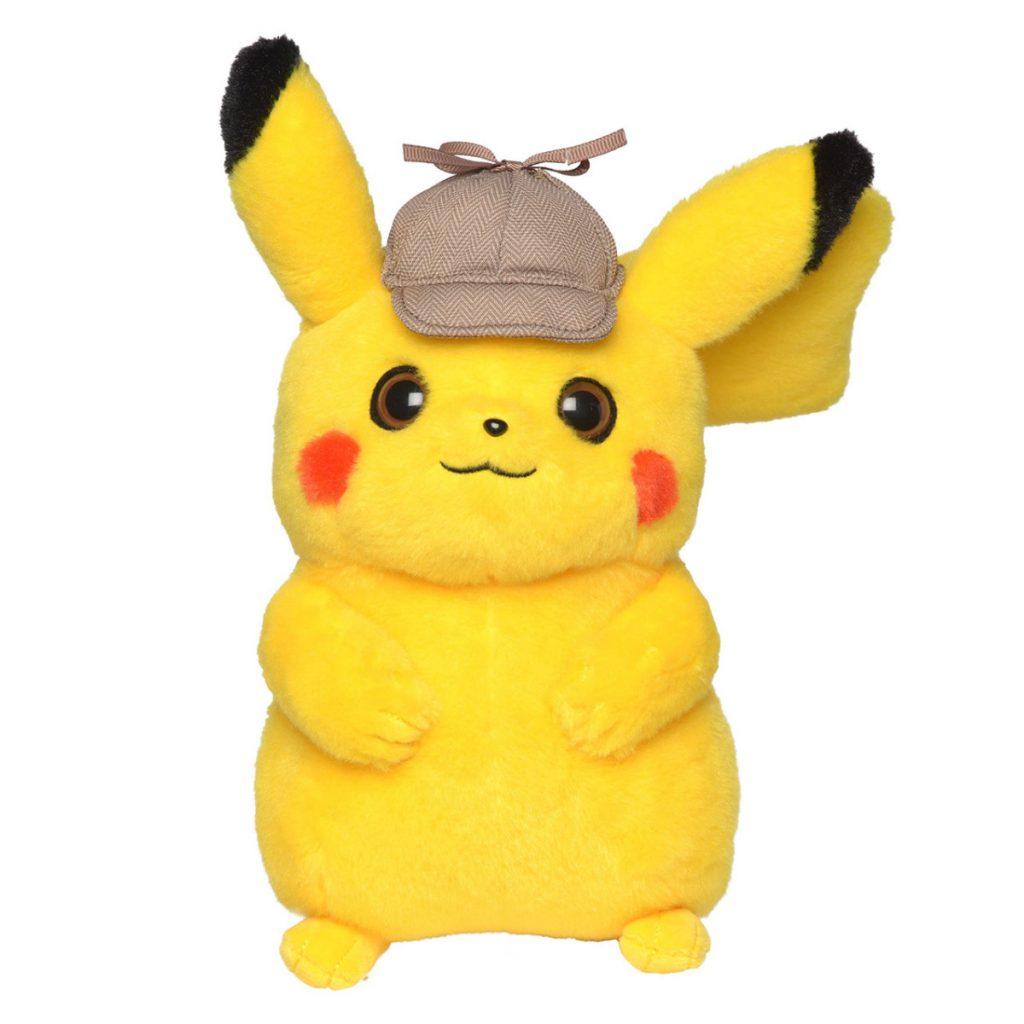 Pokémon Peluche Deluxe Detective Pikachu