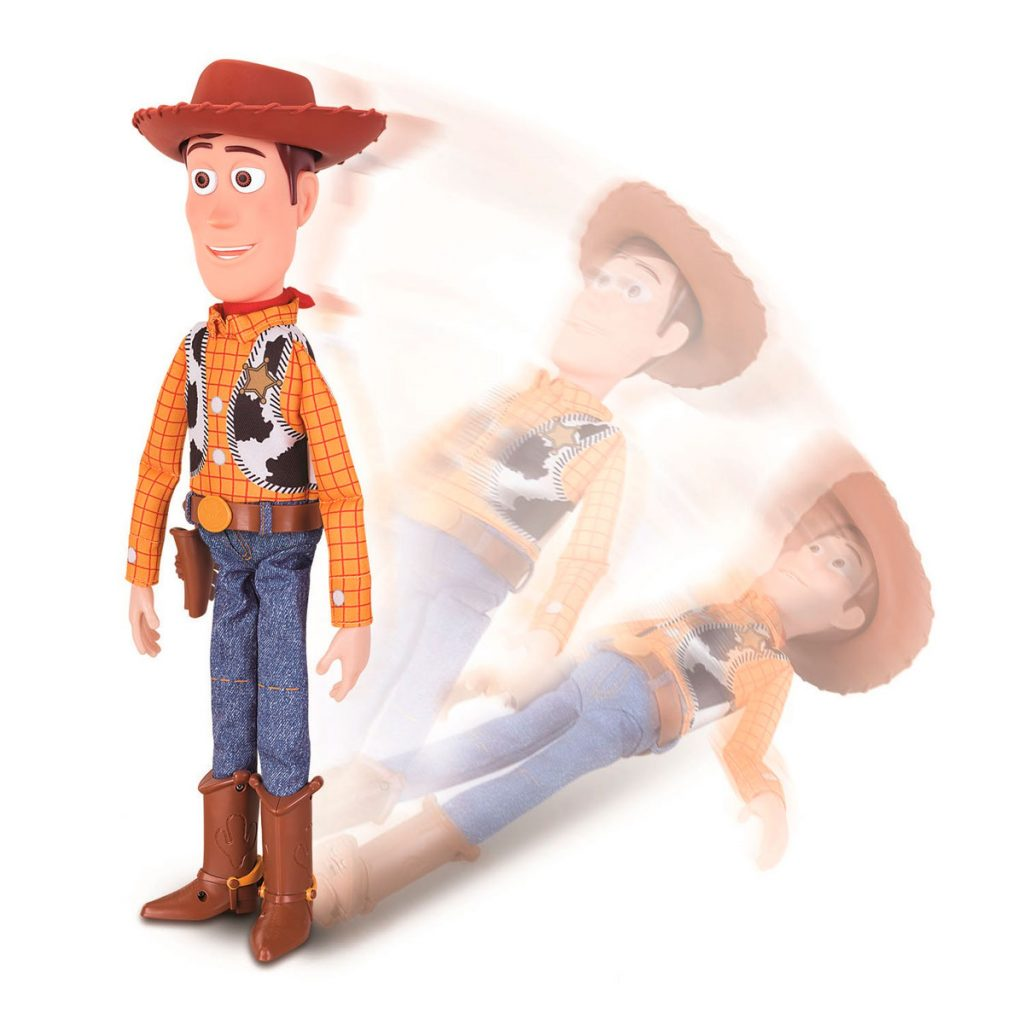 Toy Story 4 Wood Interactivo