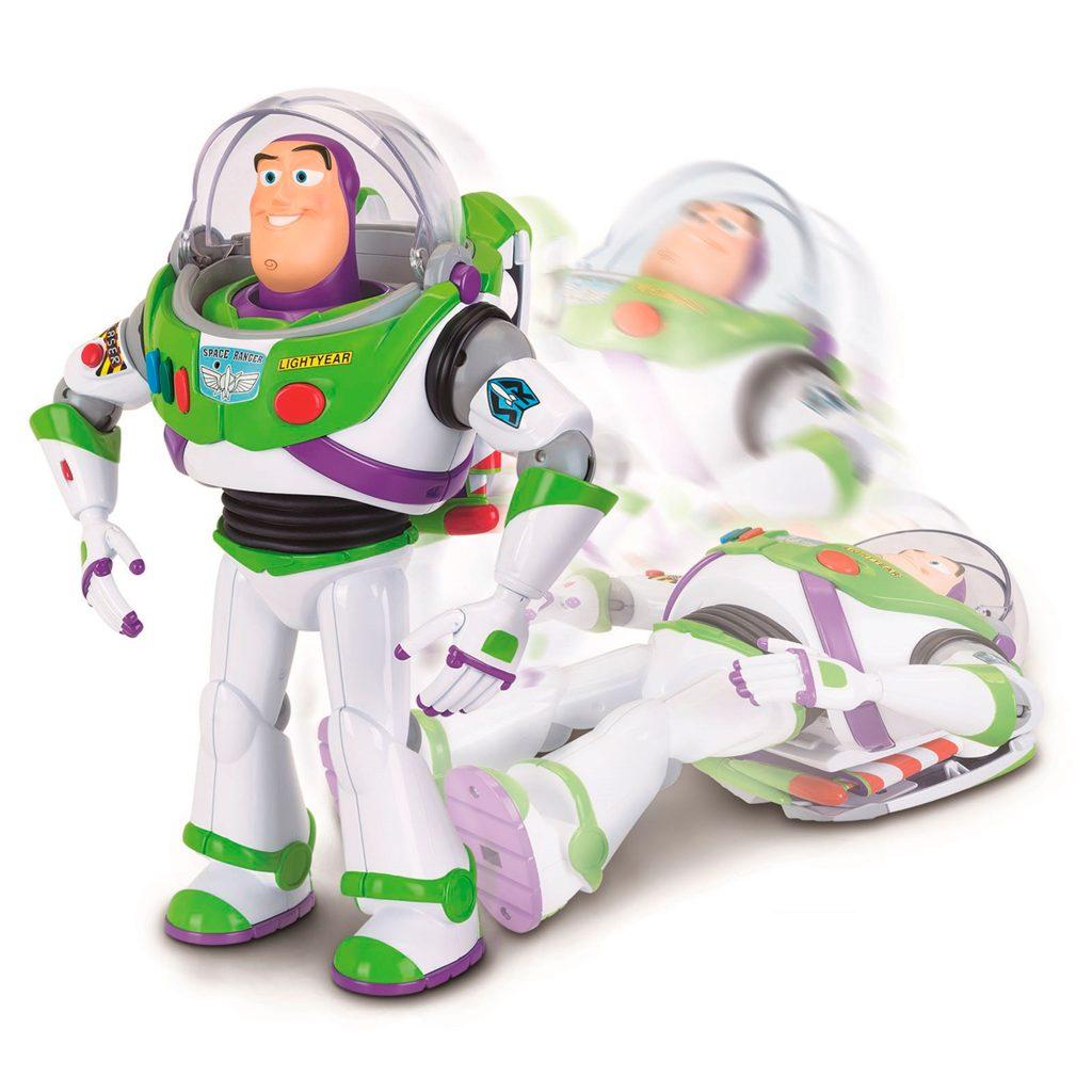 Toy Story 4 Buzz Lightyear Interactivo