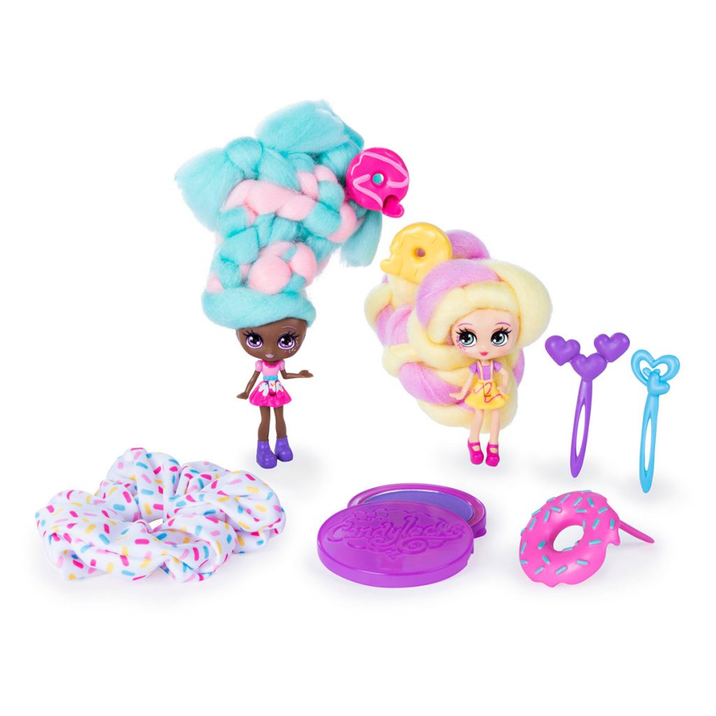Candy Locks Pack Doble