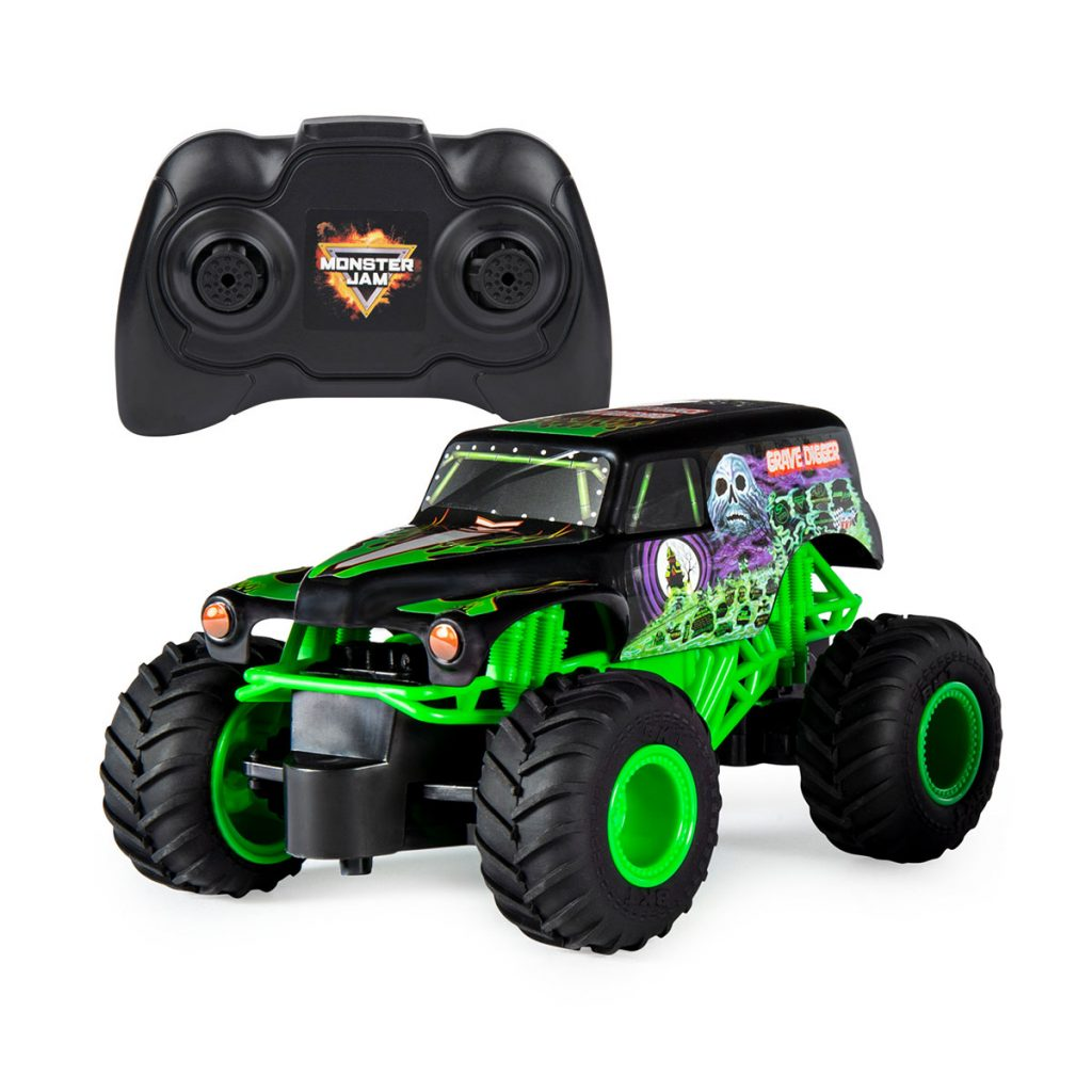 Monster Jam RC – Grave Digger 1:24