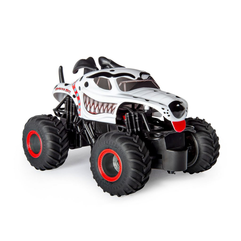 Monster Jam RC – Mutt Dalmatian 1:24