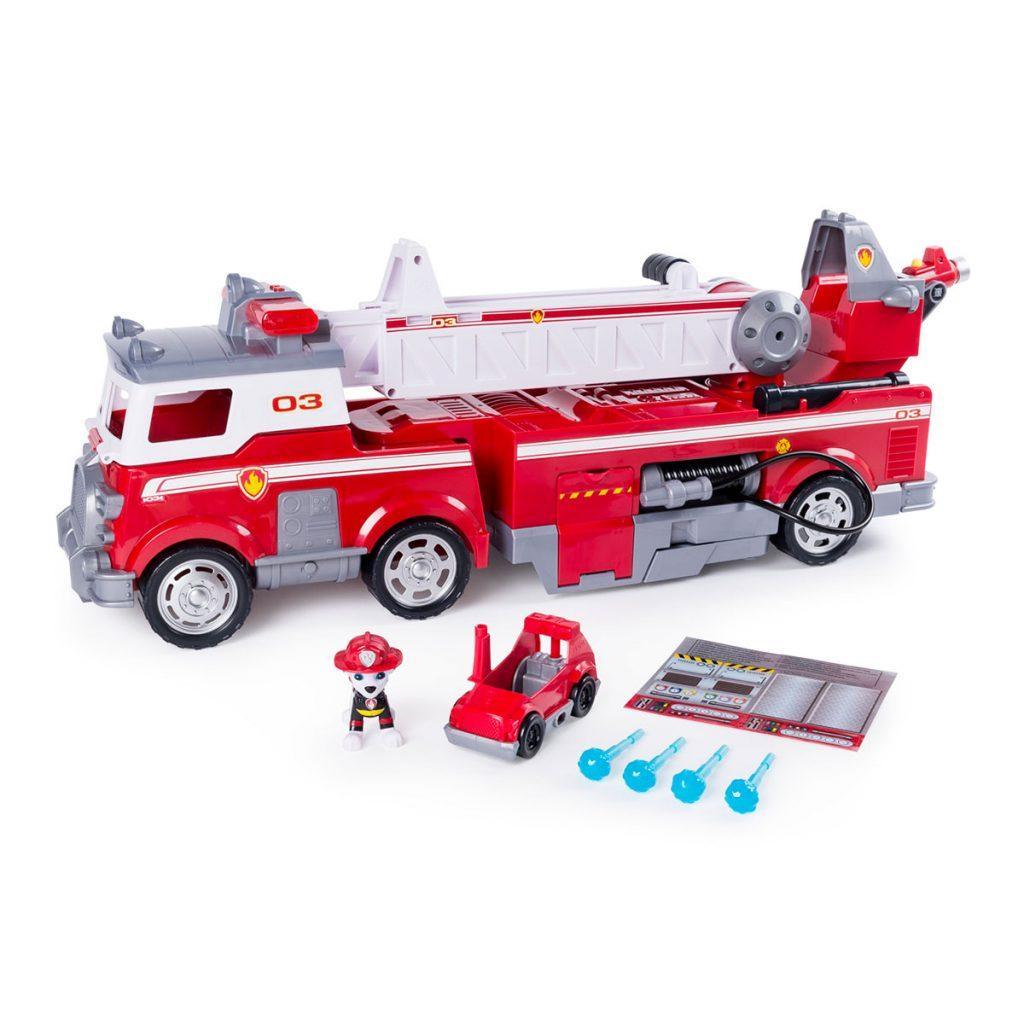 Patrulla Canina Camión de bomberos