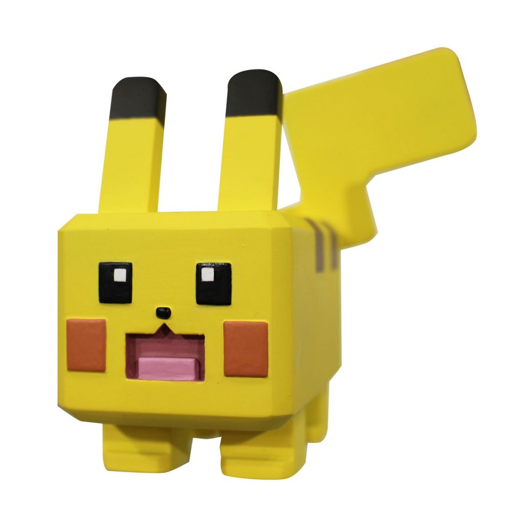 Pokémon Quest Figura Vinilo Deluxe Sdo.
