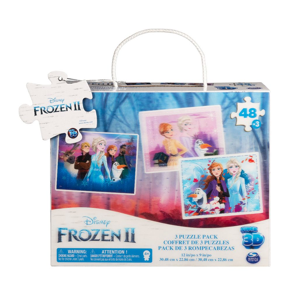 Frozen 2 Super 3D
