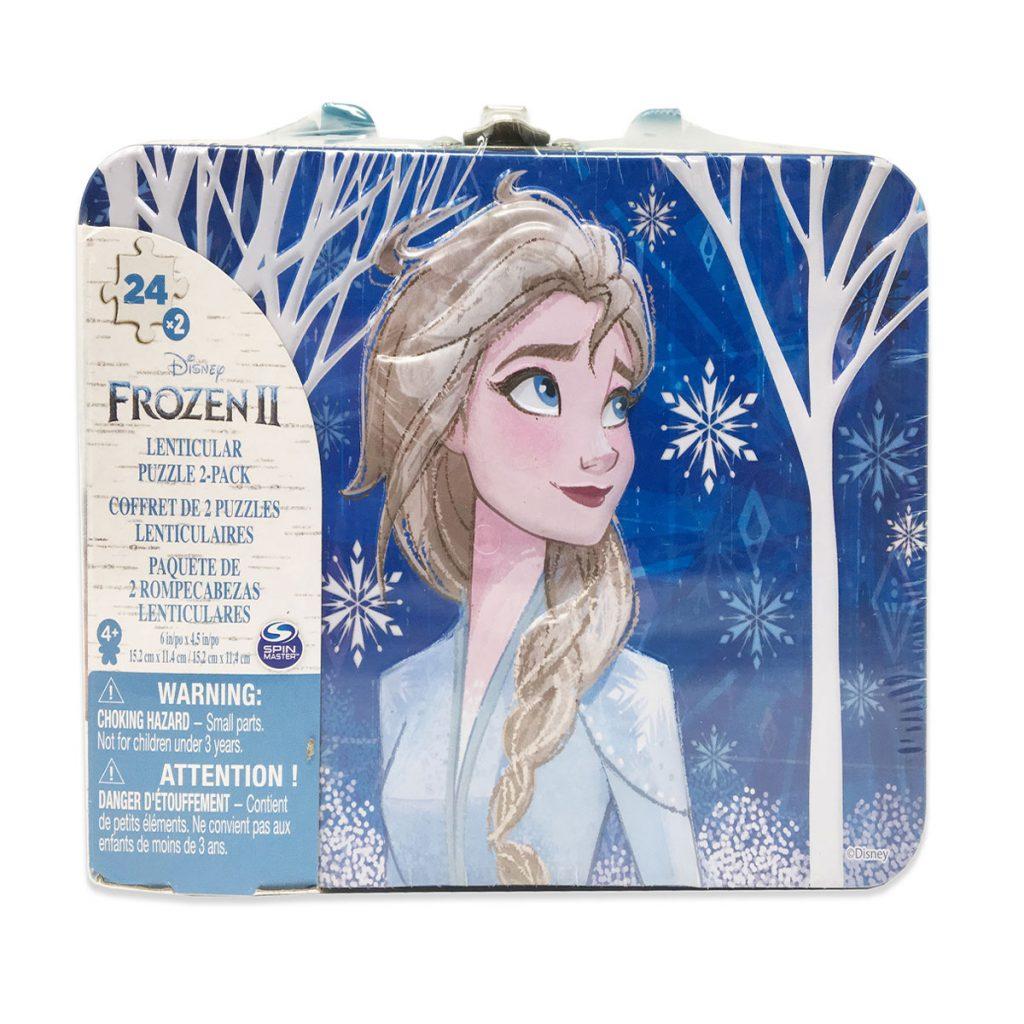 Frozen 2 Mini Lenti Puzzle Tin