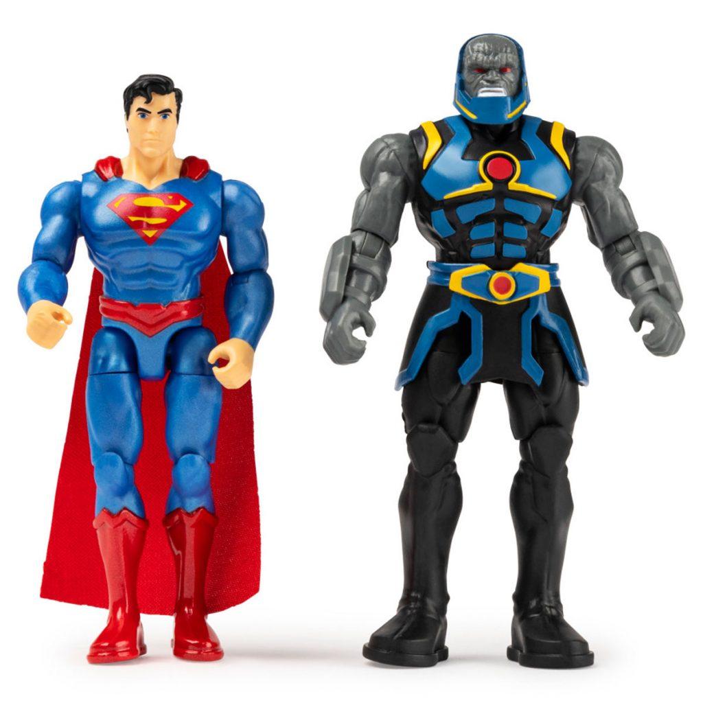 DC Figuras 10cm Pack de pelea