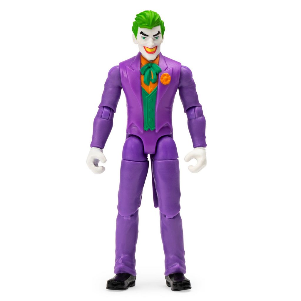 Batman Figuras Básicas 10cm Sdo. Malos