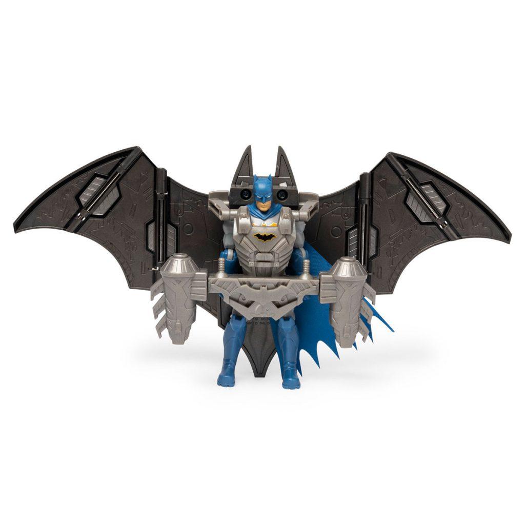 Batman Figuras Básicas 10cm + Armadura