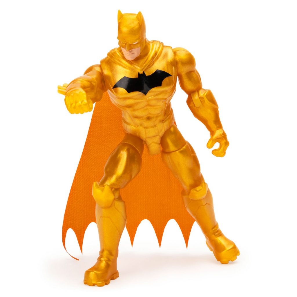 Batman Figuras Básicas 10cm Sdo. Batman
