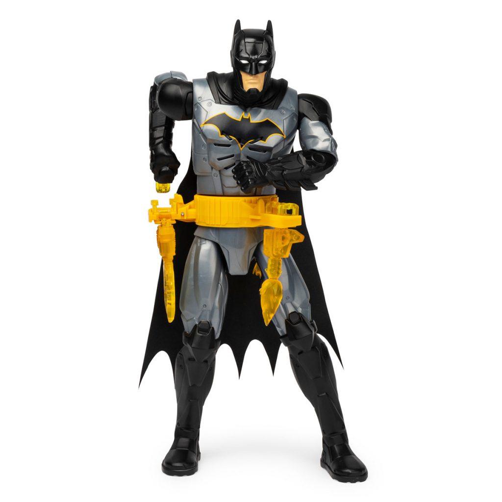 Figuras Batman Deluxe 30cm con función Sdo.
