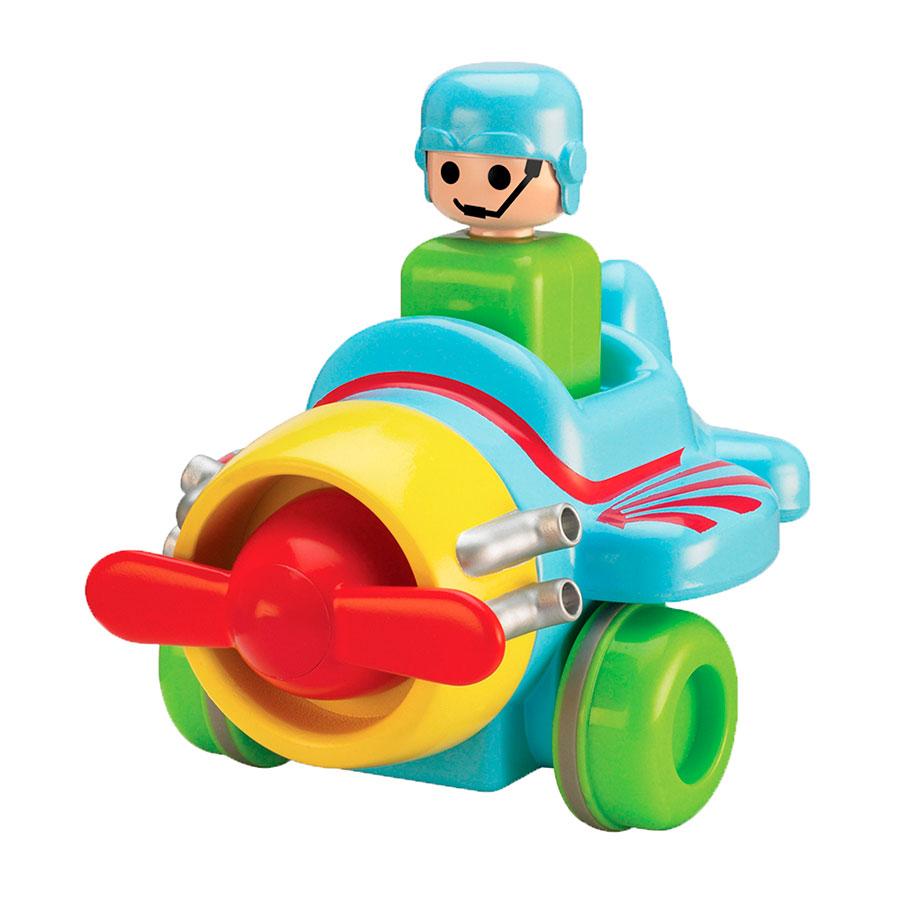 Vehículo Gateadores Push & Go