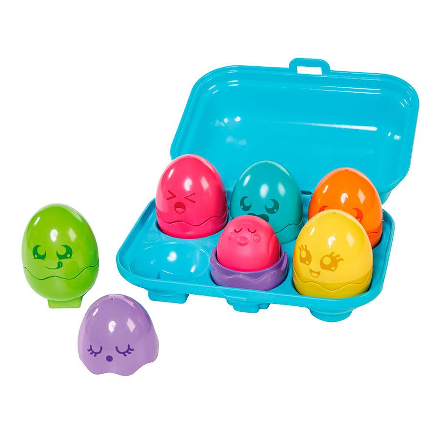 Huevos Encajables Pascua