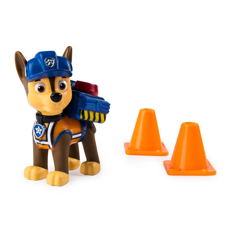Patrulla Canina Pack de Acción Ultimate Construction