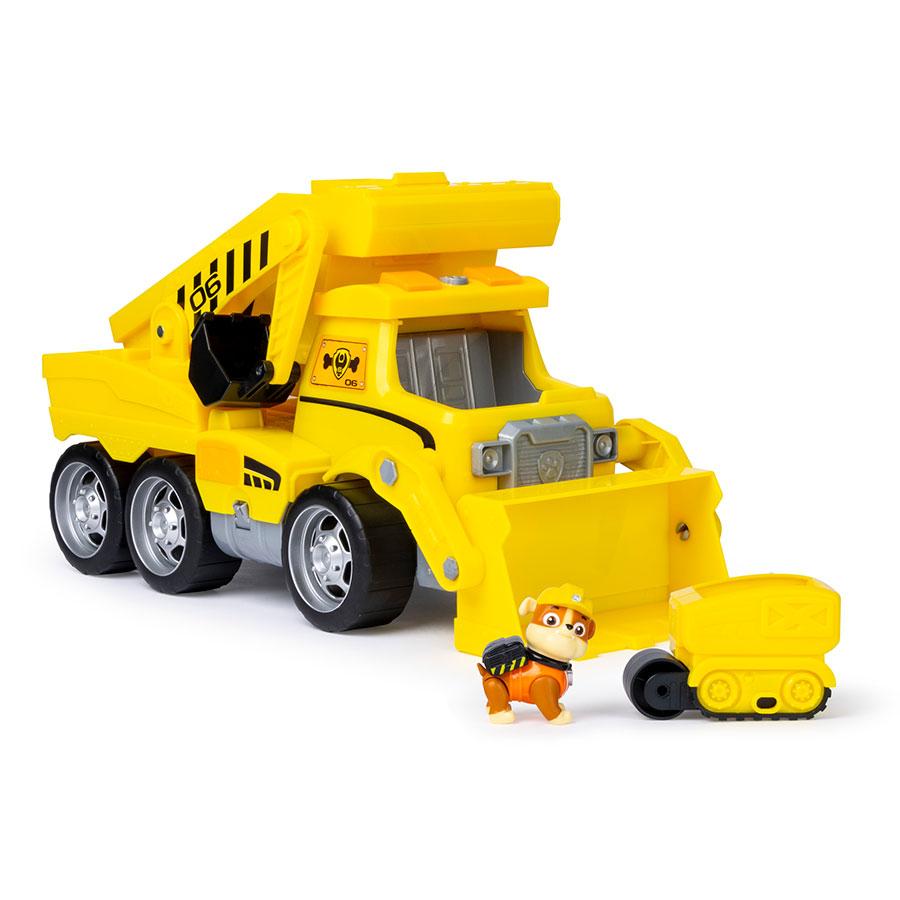 Patrulla Canina Camión Construcción