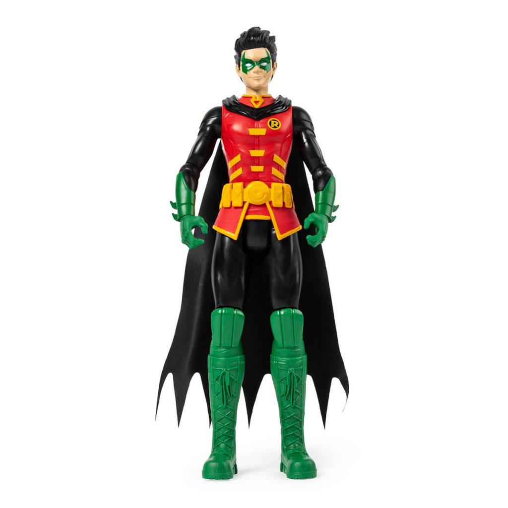 Batman Figuras Deluxe 30cm Sdo. Malos