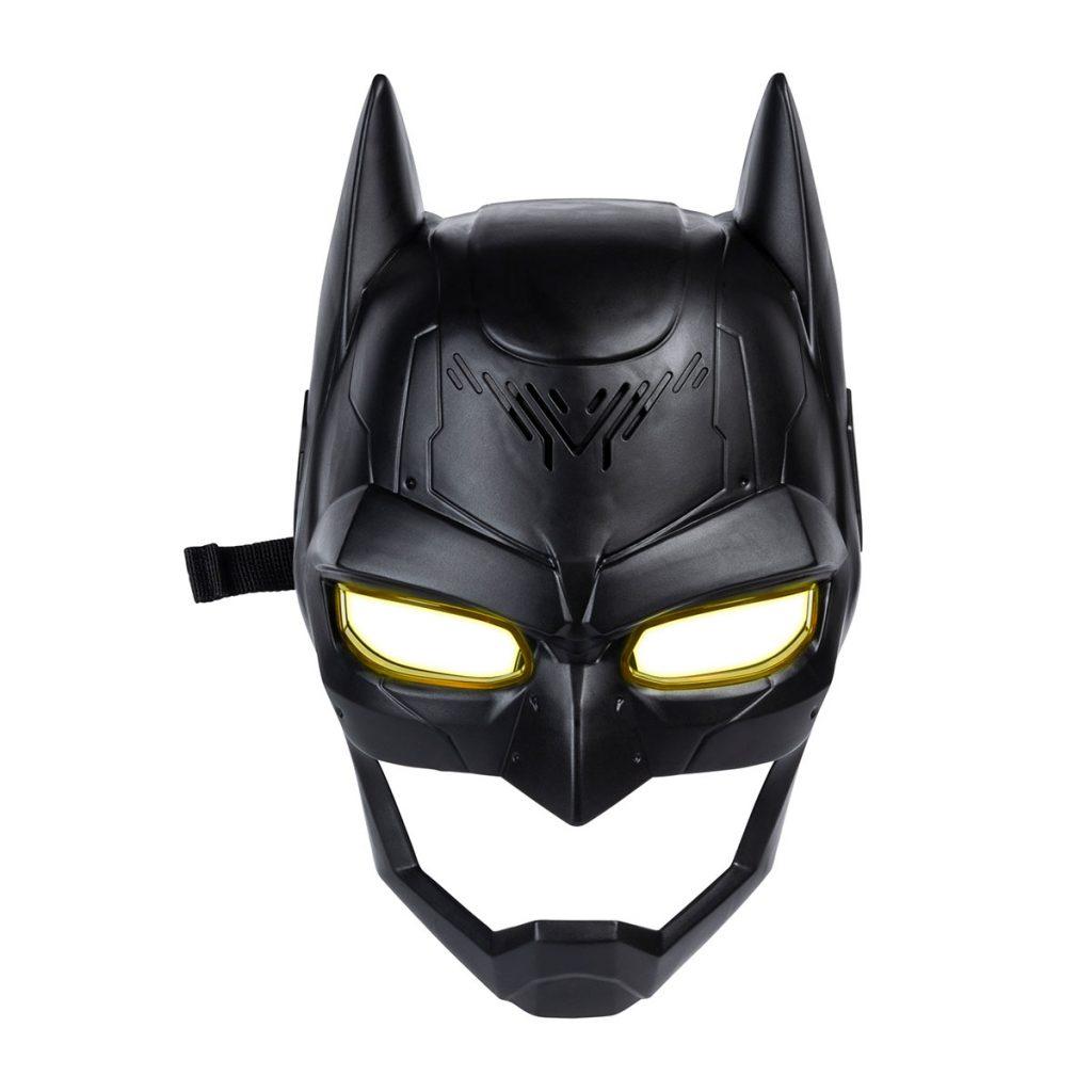 Batman Máscara Cambio Voz