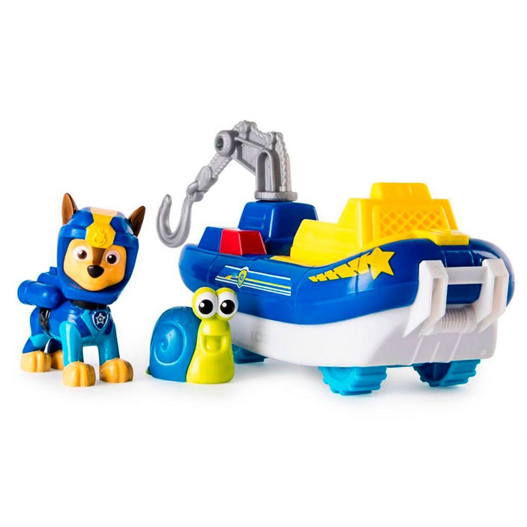 Patrulla Canina Vehículo Básico Seapatrol