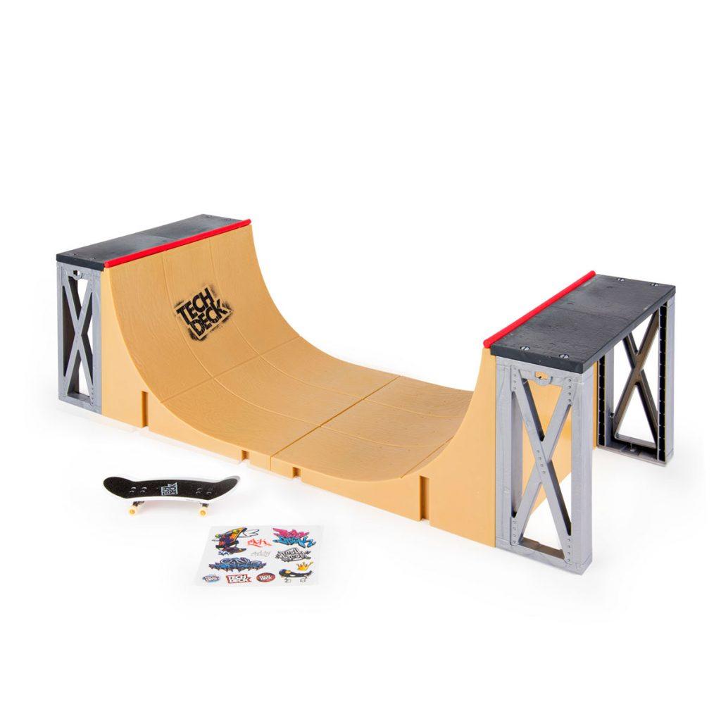 Tech Deck Half Pipe