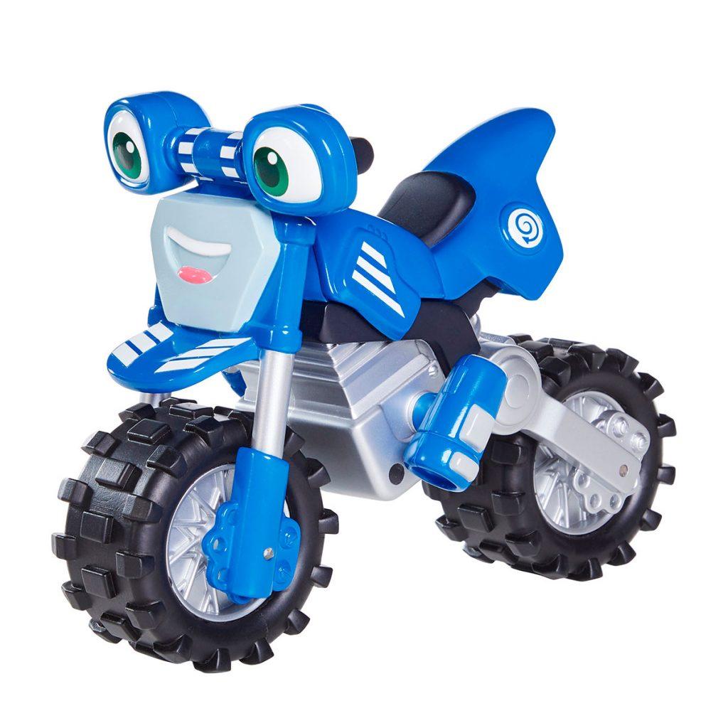 Ricky Zoom Super Loop Rugido Motor