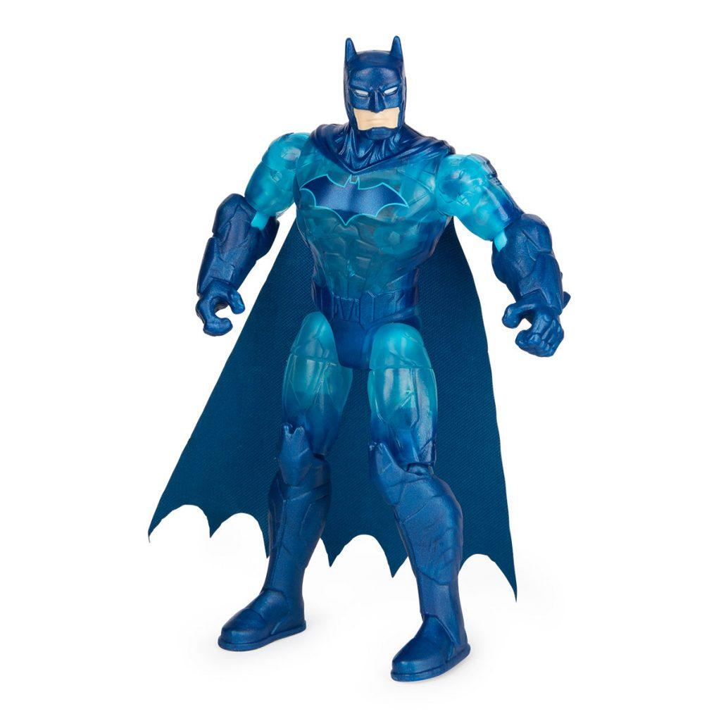 Batman Figuras 10cm Sdo Batman Bat Tech