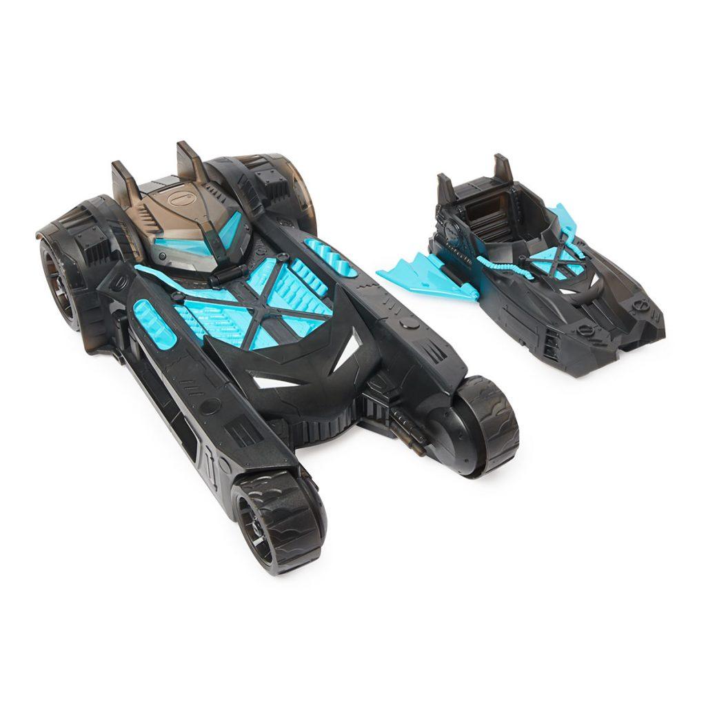 Batman Batmovil Bat Tech