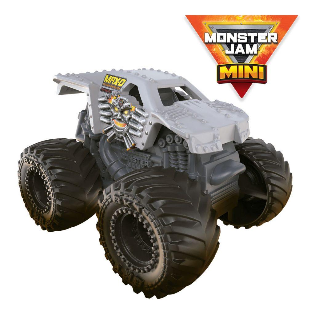Monster Jam Mini Vehículos