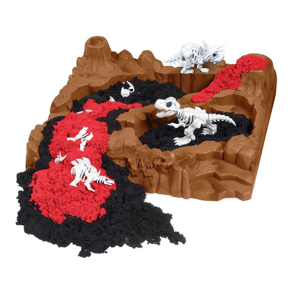 Kinetic Sand Set Dinosaurios