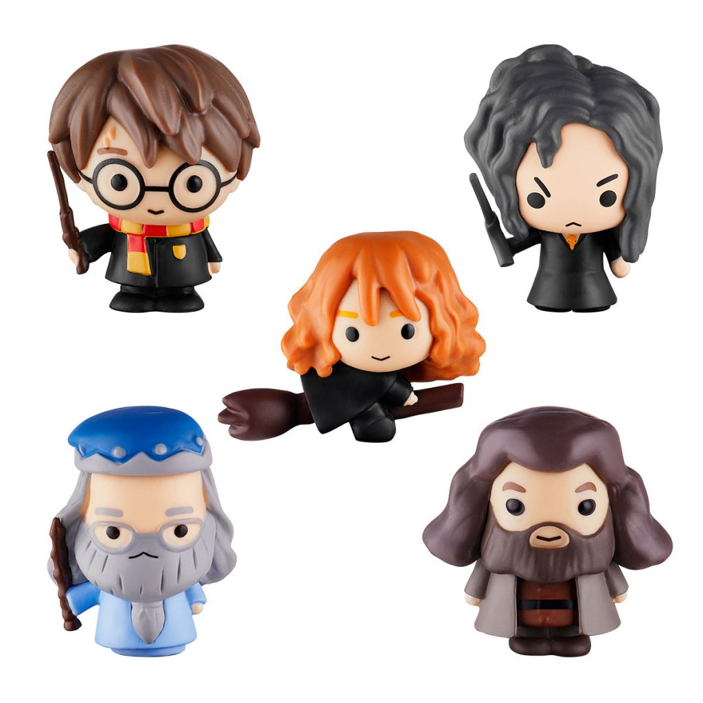 Harry Potter Topper Pack de 5