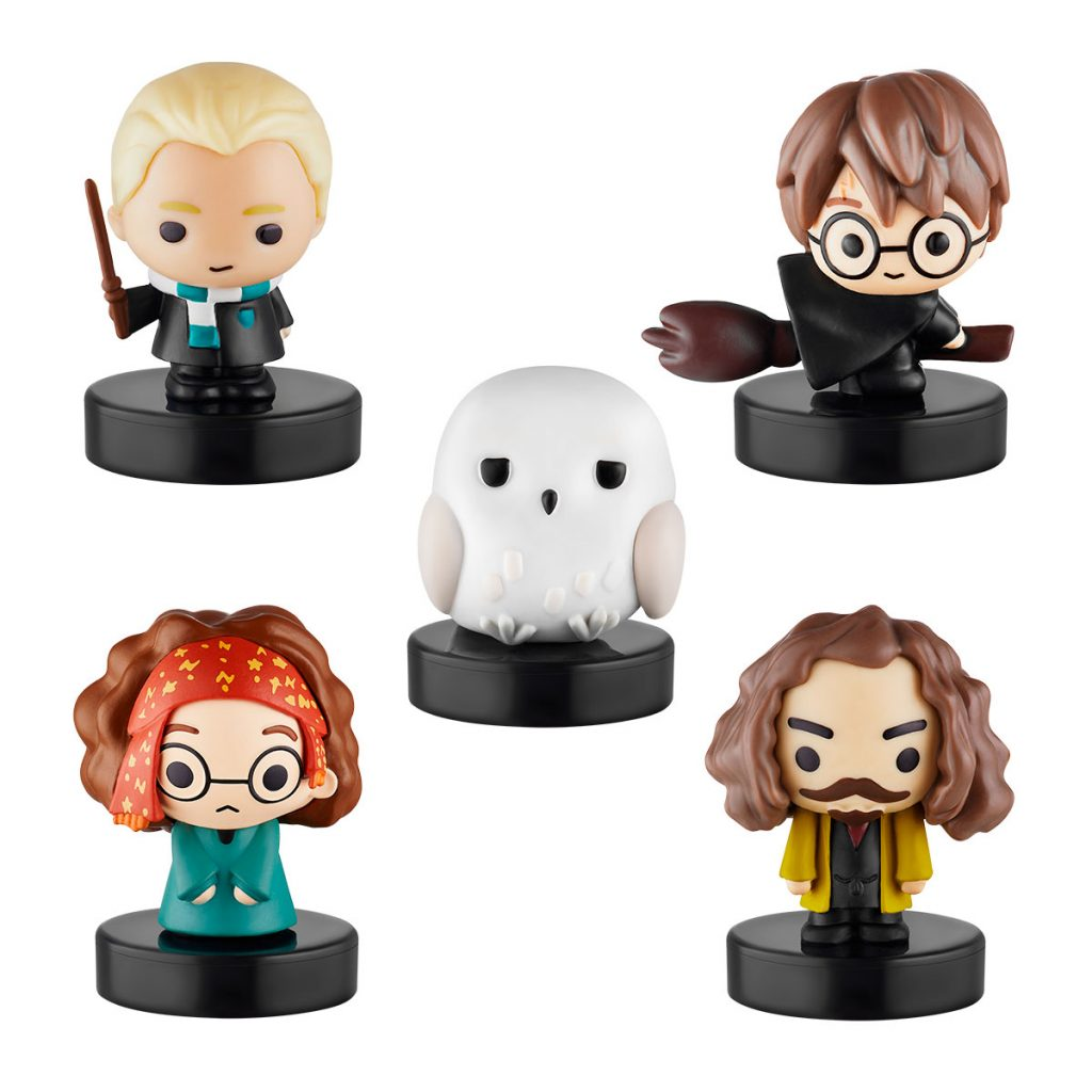 Harry Potter Sello Pack de 5